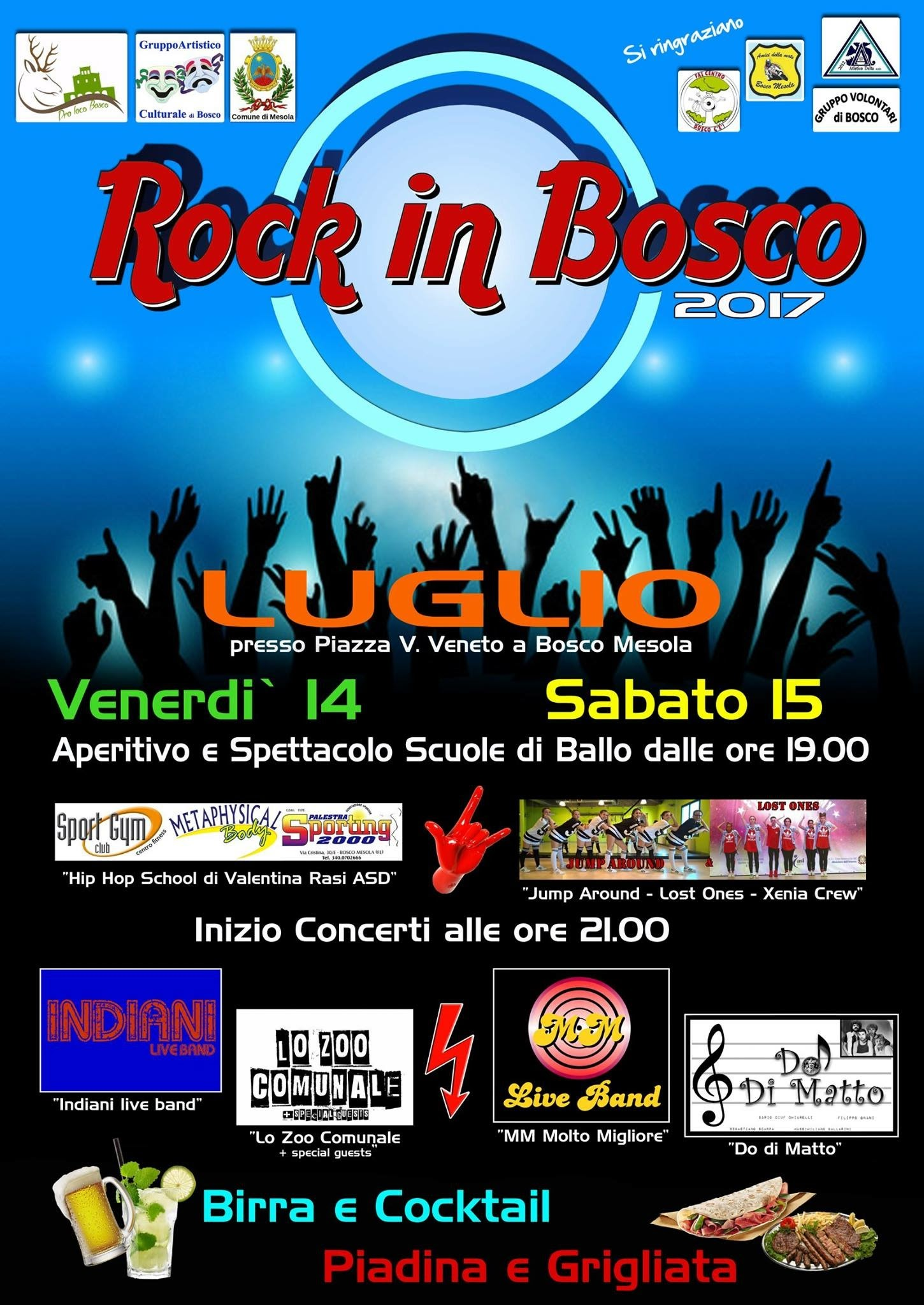 Rock in Bosco